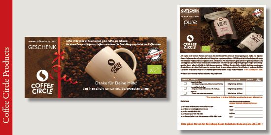 Coffee Circle Products